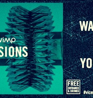 Wimp Vice session Autobahn Young Dinosaur Waldo & marsha