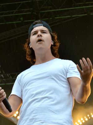Lukas Graham @ Grøn koncert 2015, Aalborg