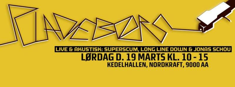 Pladebørs i Kedelhallen, Aalborg