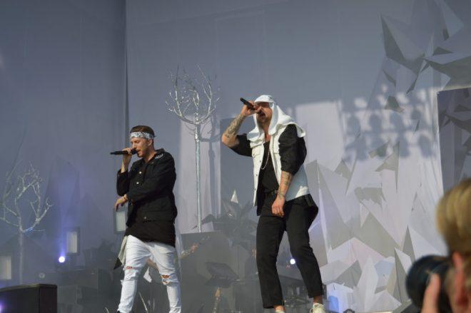 Nik & Jay @ Grøn Koncert 2016, Aalborg  (Foto: Brian Virenfeldt)