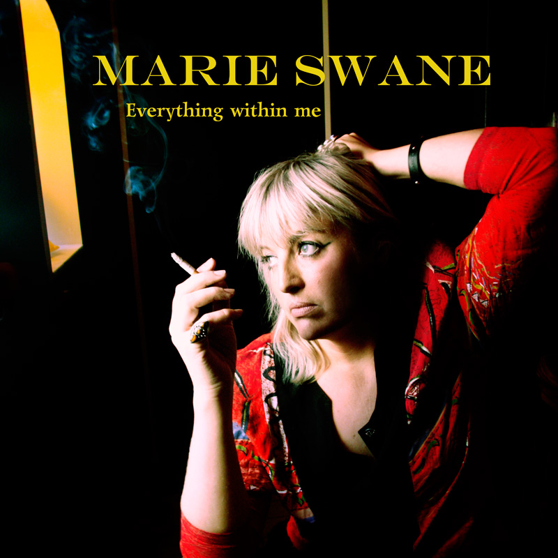 Marie Swane - Everything Within Me (Ep 2017)
