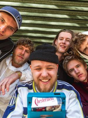 MONTI tog turen fra Aarhus til Roskilde Festival
