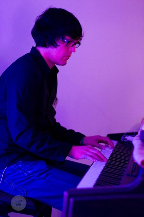 Gospelpianist Frank Wedel