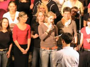 Gospelworkshopkonzert in Perleberg mit Darius Rossol