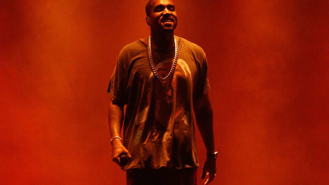 Kanye West 2016 Live in New York