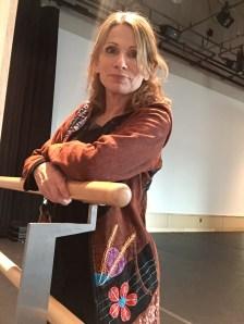 Monica Dale, dancer, musician, Dalcroze Licentiate