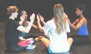 Dance Students Enjoy MusiKinesis® Classes