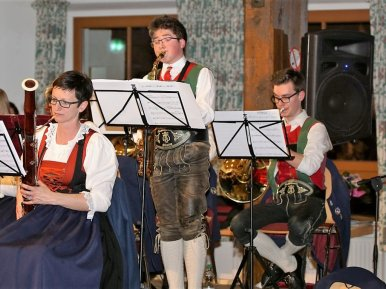 Frühjahrskonzert 2016 der Musikkapelle Mieming - Teuflisch gute Unterhaltung, Foto: Andreas Fischer