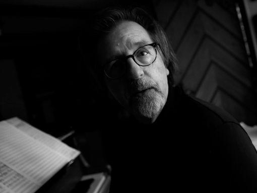 Komponisten Lasse Thoresen