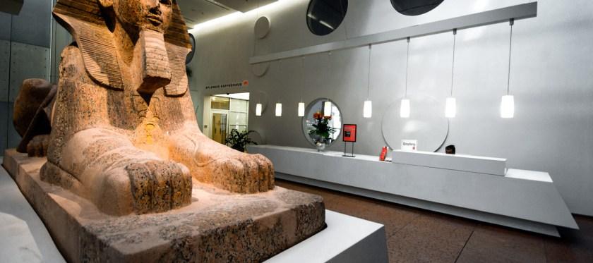 sphinx. Foto: Hufner