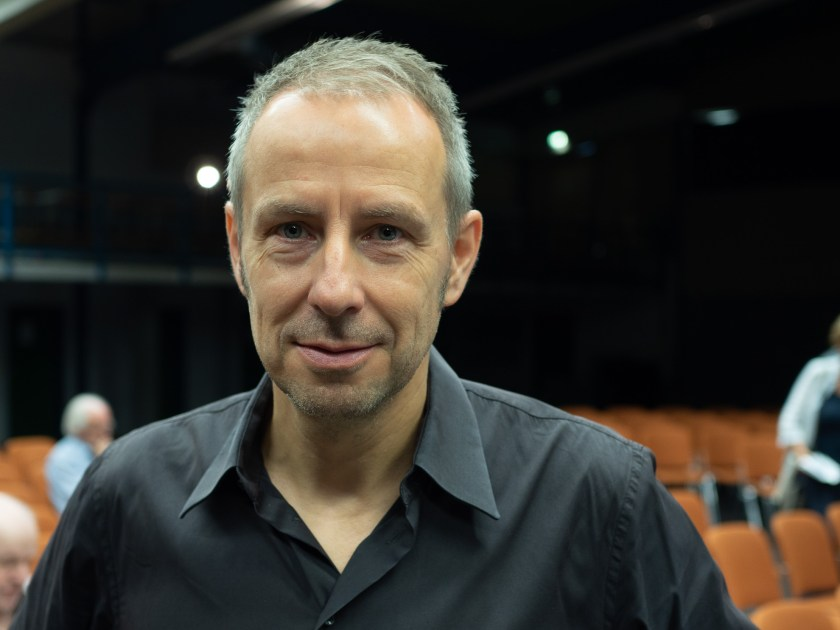 Thomas Schäfer. Foto: Hufner