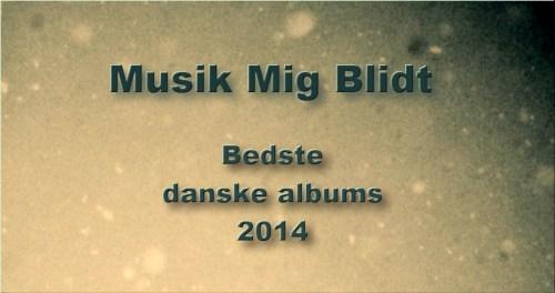Bedste danske albums 2014