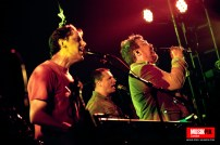 American alternative rock band They Might Be Giants performed the last date of their UK Tour at The Electric Ballroom in London.