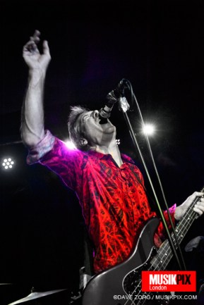 The Fleshtones live in London