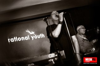 Rational Youth live in London
