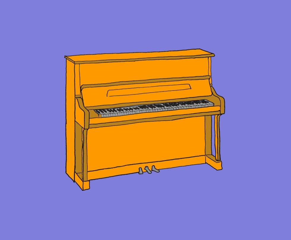 Klavierunterricht Bammental - Klavier lernen macht Spaß
