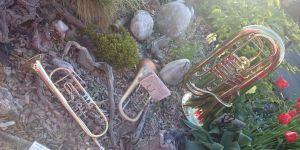 Trompete, Flügelhorn und Tuba