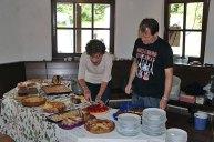 leckere Kuchenauswahl