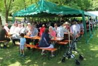 Musikfest in der Gänsweide 2015