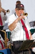 Sänger der BigBand Basel