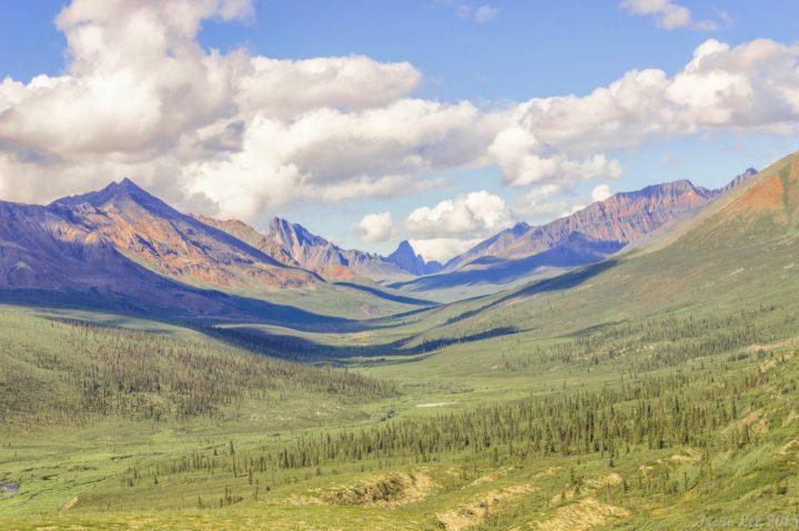 Klondike Valley, Tombstone Territorial Park