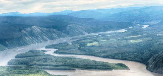 Yukon and Klondike Rivers- Dawson City