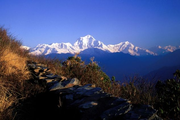 Poon Hill in Gorapani