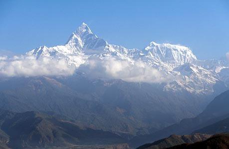Machapuchre Mountain