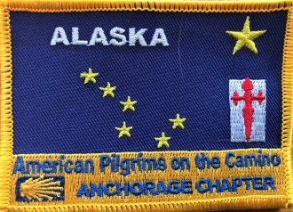 Alaska Camino Chapter Patch