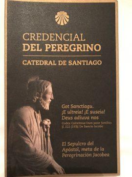 Pilgrim Credencial cover