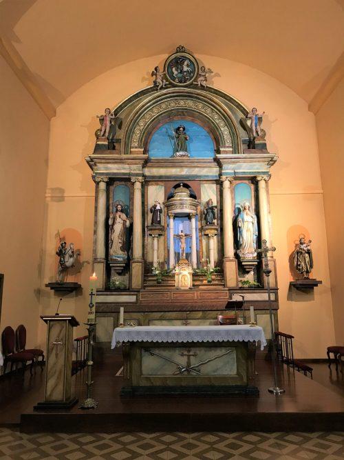 Church of Santiago in Boente (12th Century)