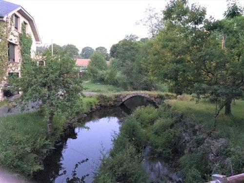 Little Roman Bridge along the Via Romana