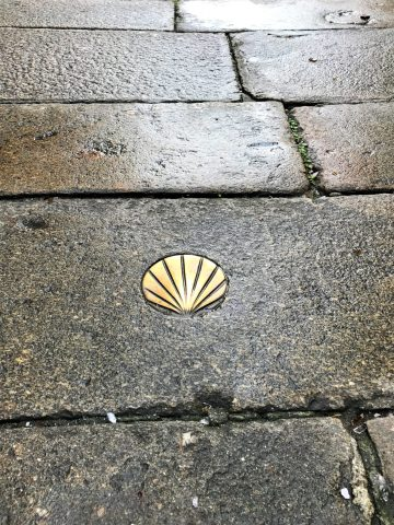 The last shell before entering the Cathedral square