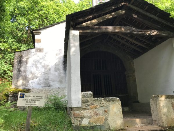 Ermita de San Lazaro de Padraira