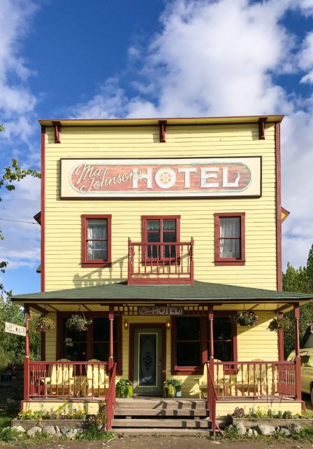 Ma Johnson's Hotel