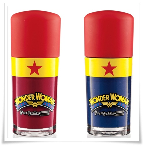 MAC Wonder Woman 13 MAC Wonder Woman Collection
