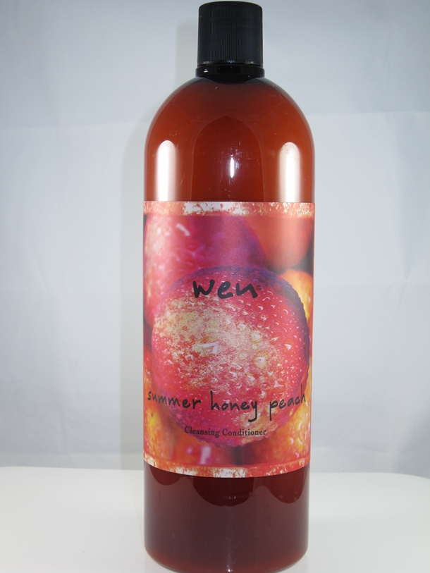 Wen Summer Honey Peach Cleansing Conditioner Review