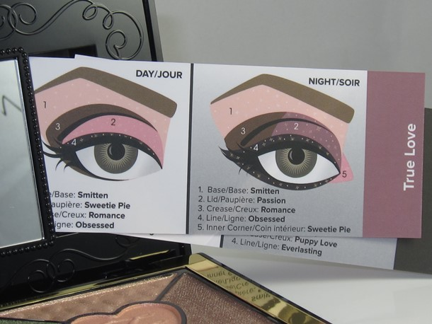 Too Faced Love Passionately Pretty Eyeshadow Palette6