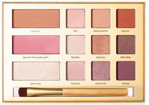 Image result for tarte swamp queen palette