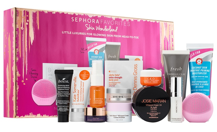 Sephora Fresh 2017 Skincare Set