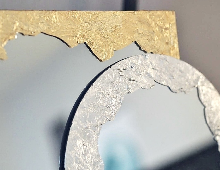 DIY Anthropologie Mirrors