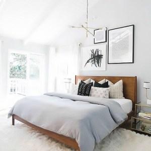 Simple Bedroom Updates diy cleaner | musings on momentum