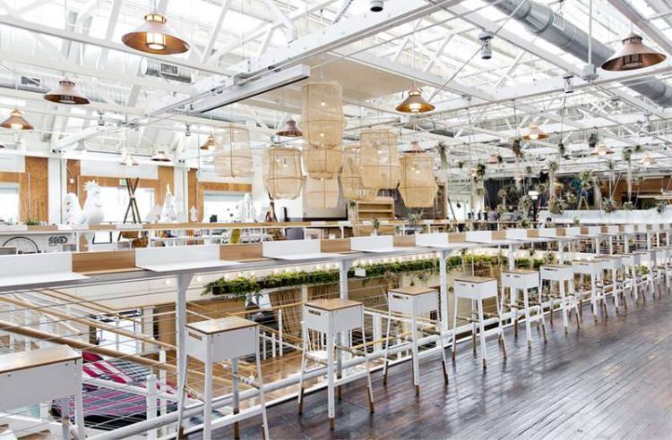 May in Review Anaheim Packing House Interior
