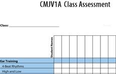 CMJV1A Assessment Class