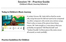 Week 19C: Practice Sheet