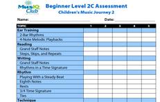 CMJV2-C: Assessment