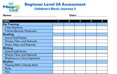 CMJV3 A: Assessment Group