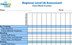 CMJV3 A: Class Mark Tracker
