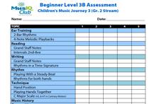 CMJV3-B: Assessment Grade-2-Stream
