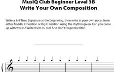 CMJV3-B: Composition Worksheet